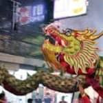 幸せを運ぶ竜、店内現る!!中国旧正月!! 遊び依存症になるタイの女と夜遊び!!(快楽三昧!!)