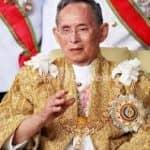 タイ国王様のご冥福をお祈りいたします。AGEHAスタッフ、女性一同